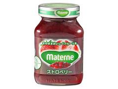 マテルネ ストロベリーコンポート 瓶300g