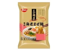 日清 まぜ麺の匠PREMIUM 贅沢海老まぜ麺 袋230g