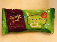 ハワイアンホースト・ジャパン マカデミアナッツチョコレート 抹茶マックスバー 袋2個
