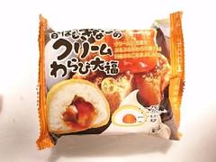 モチクリームジャパン 香ばしきなこのクリームわらび大福 袋1個