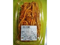 デリア食品 旬菜デリ ナポリタンサラダ パック200g