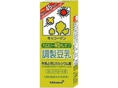キッコーマン カロリー45%オフ 調製豆乳 パック1000ml
