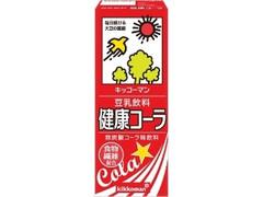 キッコーマン 豆乳飲料 健康コーラ パック200ml