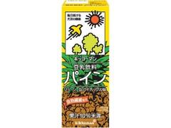 キッコーマン 豆乳飲料 パイン パック200ml