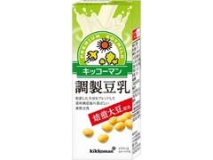 キッコーマン 焙煎大豆 調製豆乳 パック200ml