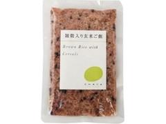 チャヤ マクロビオティックス 雑穀入り玄米ごはん 袋160g