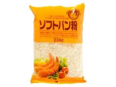 旭トラストフーズ ソフトパン粉 袋230g