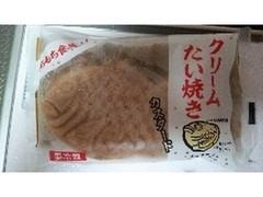 日本コムサ クリームたい焼き