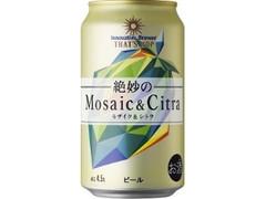 ジャパンプレミアムブリュー Innovative Brewer THAT'S HOP 絶妙のMosaic&Citra 缶350ml