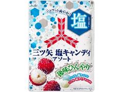 アサヒ 三ツ矢 塩キャンディ アソート 袋80g