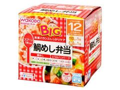 アサヒ BIG 鯛めし弁当 箱190g