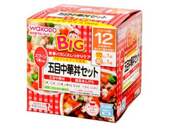 アサヒ BIG 五目中華丼セット 箱190g
