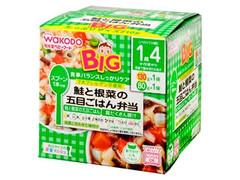 アサヒ BIG 鮭と根菜の五目ごはん弁当 箱210g