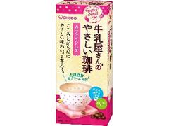 和光堂 牛乳屋さんのやさしい珈琲 箱13g×5
