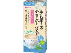 和光堂 牛乳屋さんのやさしいミルクティー 箱12g×5