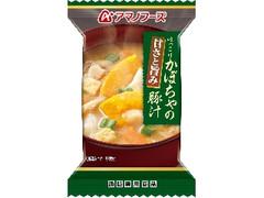 アマノフーズ ほっこりかぼちゃの豚汁 袋16g