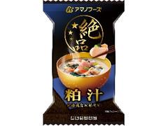 アマノフーズ 絶品 粕汁 袋20g