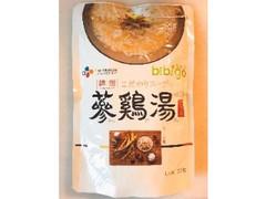 シージェイジャパン bibigo 韓飯 こだわりスープの参鶏湯クッパ 230g