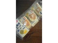 ヤマザキ 北海道チーズ蒸しケーキ ミニ 袋4個