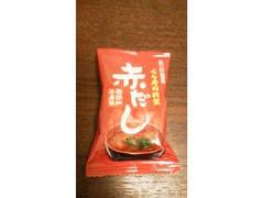 くら寿司 お湯を注ぐだけ! くら寿司特製 赤だし 袋10.4g