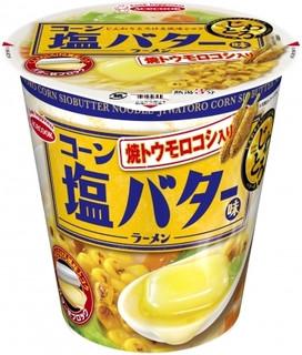 今週の新商品:エースコック「塩焼そばモッチッチ ふわり鰹だし」ほか