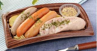 新発売のコンビニ惣菜:ローソン「4種のソーセージ」ほか