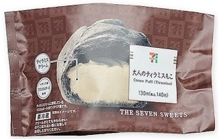 """七个""""成人的提拉米苏莫科""""其他:新销售的便利店甜"""