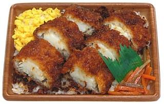 新発売のコンビニ弁当:ローソン「ふっくら玉子の天津飯」ほか