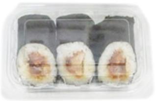 新発売のコンビニおにぎり:ファミマ「炙り焼 肉巻おむすび 豚肉炒め入り」ほか