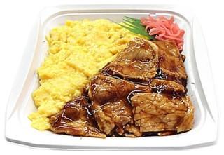 新発売のコンビニ弁当:セブン「とんたま丼」ほか