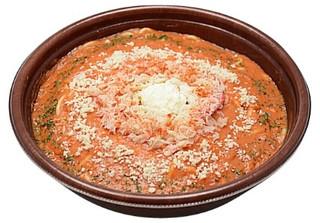 セブン「蟹の濃厚トマトクリームパスタ」ほか:新発売のコンビニ麺