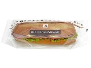 セブン「カスクート ベーコン&クリームチーズ」ほか:新発売のコンビニパン