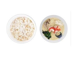 ローソン「鶏照焼とピリ辛つくね丼」はか:新発売のコンビニ弁当