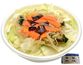 新発売のコンビニ麺:セブン「熟成中華麺野菜盛りタンメン」ほか
