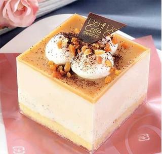 ローソン「ブロンドチョコレートのスペシャルケーキ」ほか:新発売のコンビニスイーツ