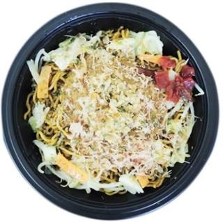 新発売のコンビニ麺:ローソン「壱番屋監修カレー焼そば」ほか