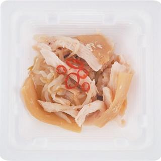 新発売のコンビニ惣菜:セブン「ねぎ盛り!ねぎ塩チキンのサラダ」ほか