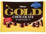 カバヤ ゴールドチョコレート 袋183g