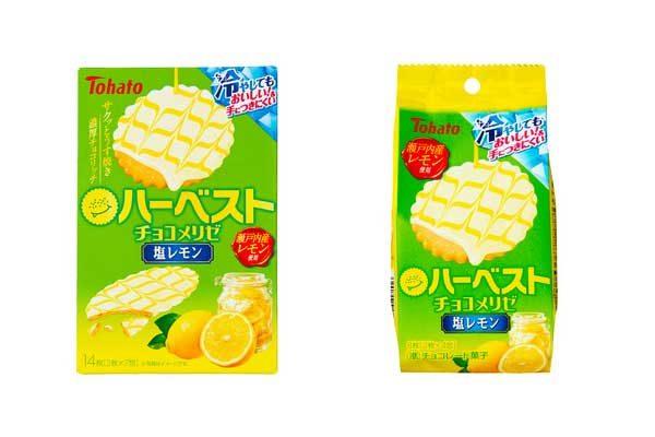 おいもの甘味に焼塩ほんのり♪東ハト「塩すいーとぽてこ」新発売!