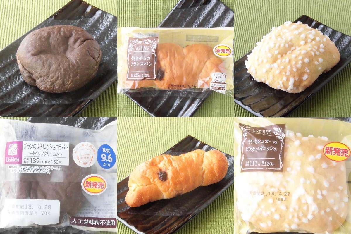 菓子パン 糖質
