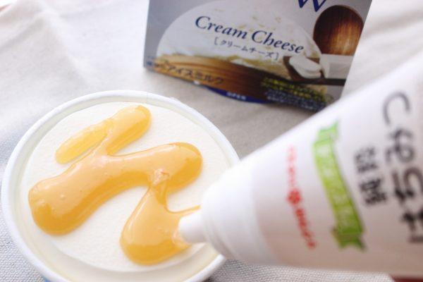 ソースと氷の味わいが合体!森永乳業「蜜と雪」新発売