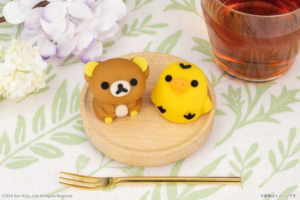 バンダイ食べマス「キティ」「シナモロール」「ポムポムプリン」新発売!可愛すぎて食べれない♪