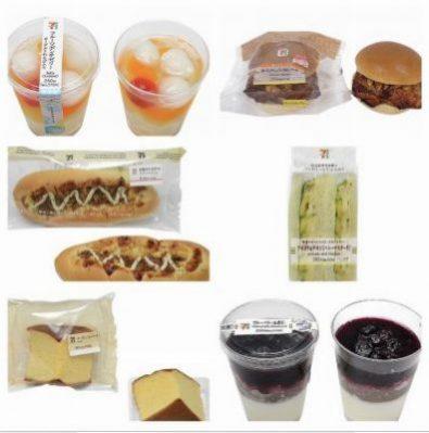 暑い夏でも食べたくなる!さっぱりヘルシーなコンビニ新商品6選