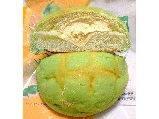 Pasco「ホイップメロンパン 富良野メロン」 口コミ写真
