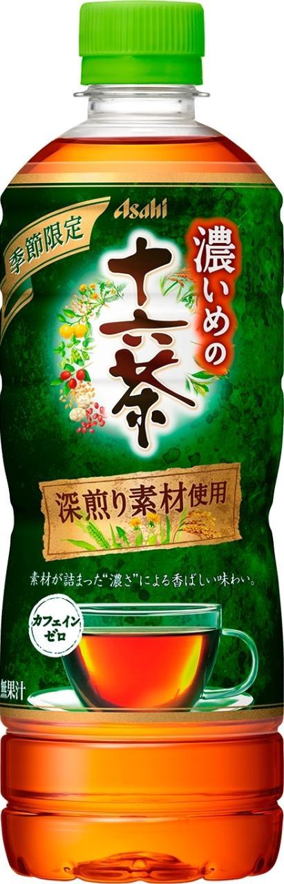 アサヒ 濃いめの十六茶