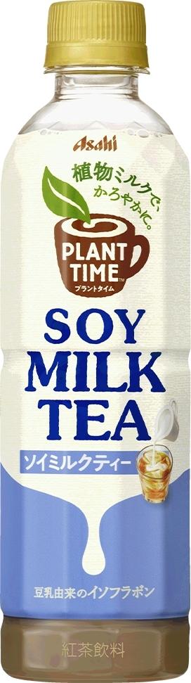 アサヒ PLANT TIME ソイミルクティー
