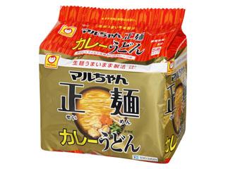 マルちゃん 正麺 カレーうどん