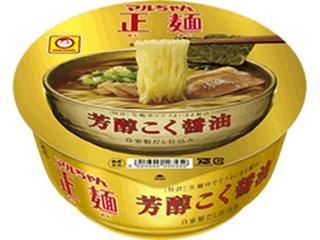 マルちゃん 正麺カップ 芳醇こく醤油