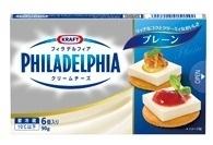 クラフト フィラデルフィアクリームチーズ プレーン