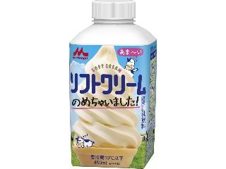 森永 ソフトクリームのめちゃいました ボトル450ml